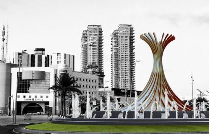 Sculpture Design Competition / Fountain in Ashdod Gan Ha'Ir Square