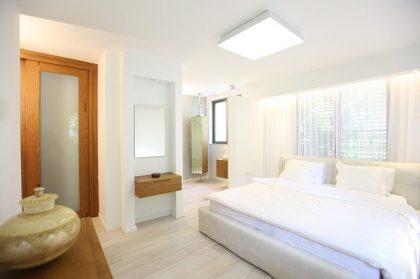 חדר שינה – בית פרטי