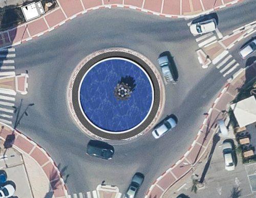 כיכר אזור תעשיה נתיבות