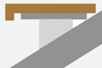 מוגן: מרכיבי המדרגות