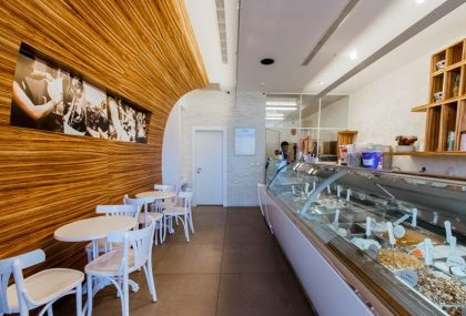 Dida – ice cream shop